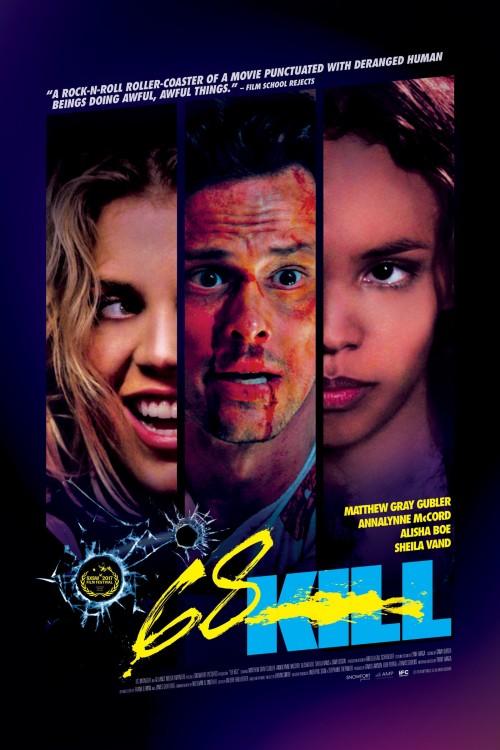 سینمایی 68 Kill 2017
