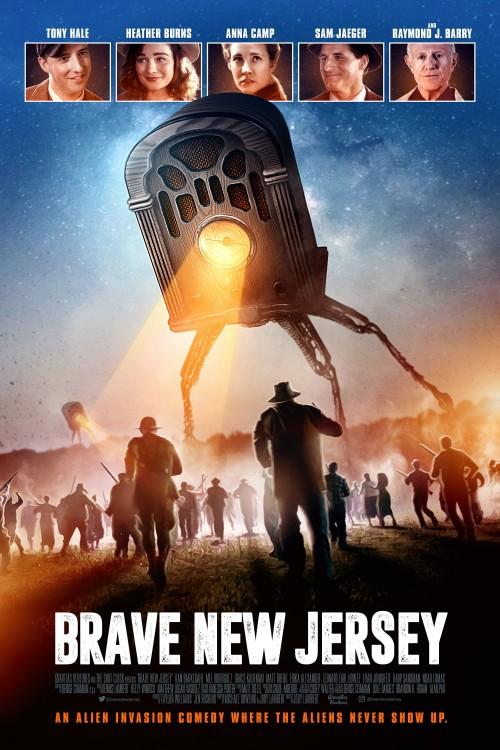 سینمایی Brave New Jersey 2016