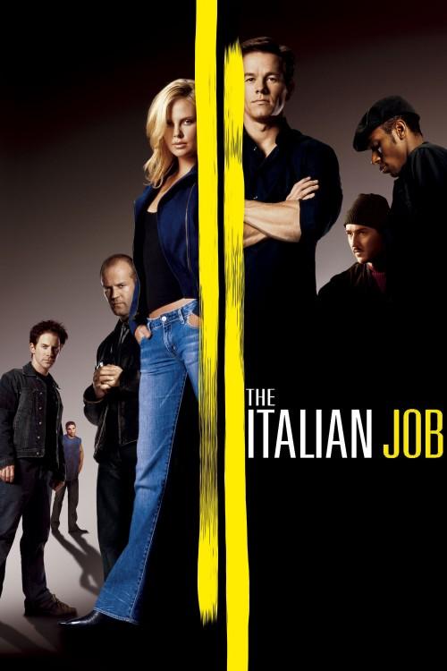 سینمایی The Italian Job 2003