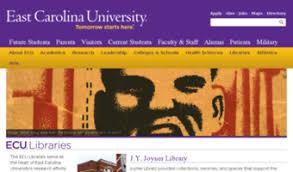 فروش پسورد اورجینال East Carolina University آمریکا