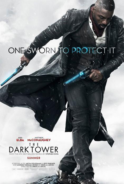 دانلود فیلم برج تاریک The Dark Tower 2017 دوبله فارسی