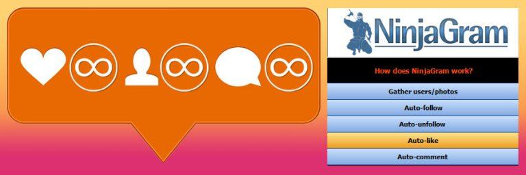 دانلود رایگان نینجاگرام نسخه جدید NinjaGram7.0.3   نینجاگرام (ربات اینستاگرام)