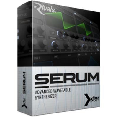 دانلود رایگان Xfer Records Serum v1.0.7.b4