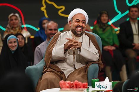 دانلود خندوانه حجتالاسلام محمدرضا زائری | 25 مرداد 96