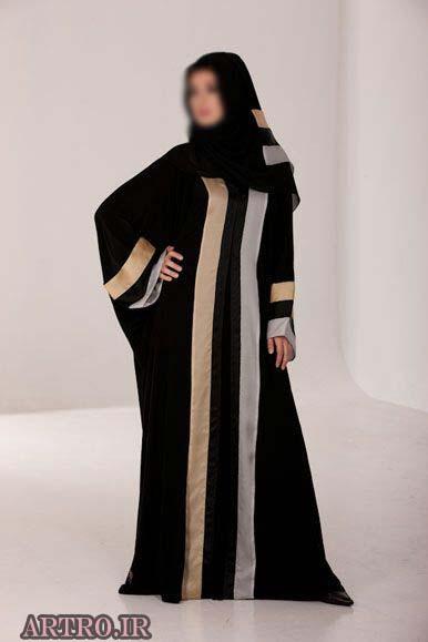 مدل عبای شیک زنانه 2018
