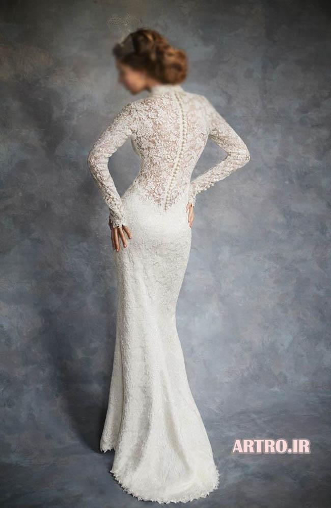 شیک ترین مدل لباس عروس 2017