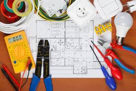 گزارش کار آموزی برق ساختمان (40 صفحه)