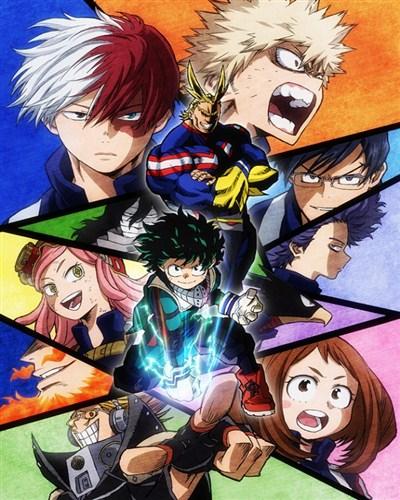 دانلود فصل دومانیمه جدید Boku no Hero Academia با کیفیت عالی