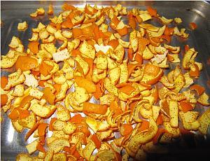 تاثیر پوست پرتقال خشک شده بربرخی از پارامتر های خونی جوجه های گوشتی