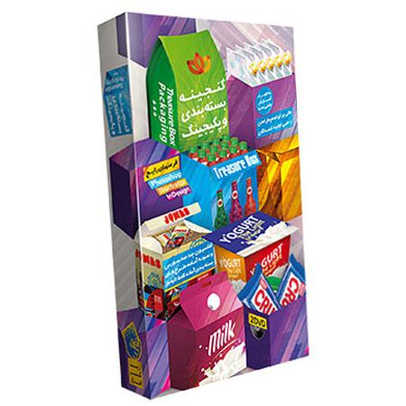 خرید اینترنتی طرح لایه باز بسته بندی و پکیجینگ Treasure Box Packaging