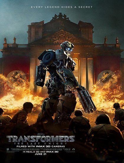 دانلود فیلم 2017 Transformers 5 The Last Knight