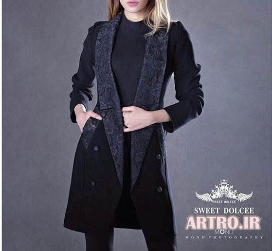 مدل مانتو کتی 2018