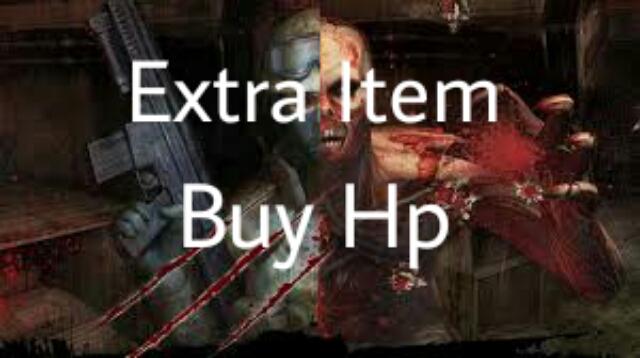 دانلود پلاگین Buy HP برای کانتر استریک 1.6 زامبی