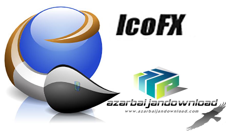 نرم افزار طراحی و ویرایش آیکون ها IcoFX 3.1.0