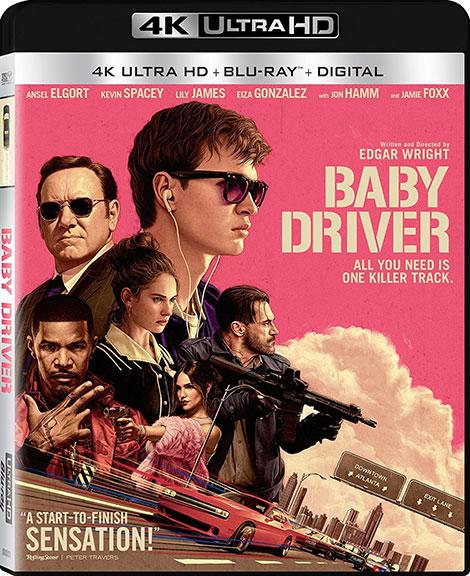 دانلود فیلم بیبی درایور Baby Driver 2017 دوبله فارسی