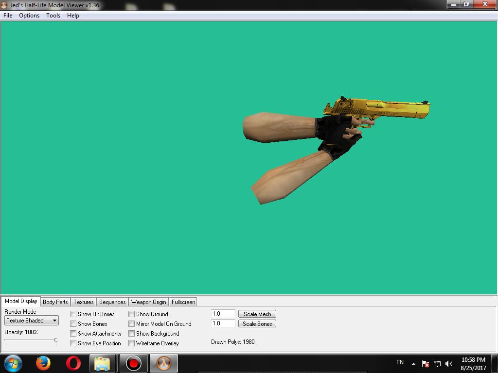دانلود پلاگین Golden Deagle برای کانتر استریک 1.6