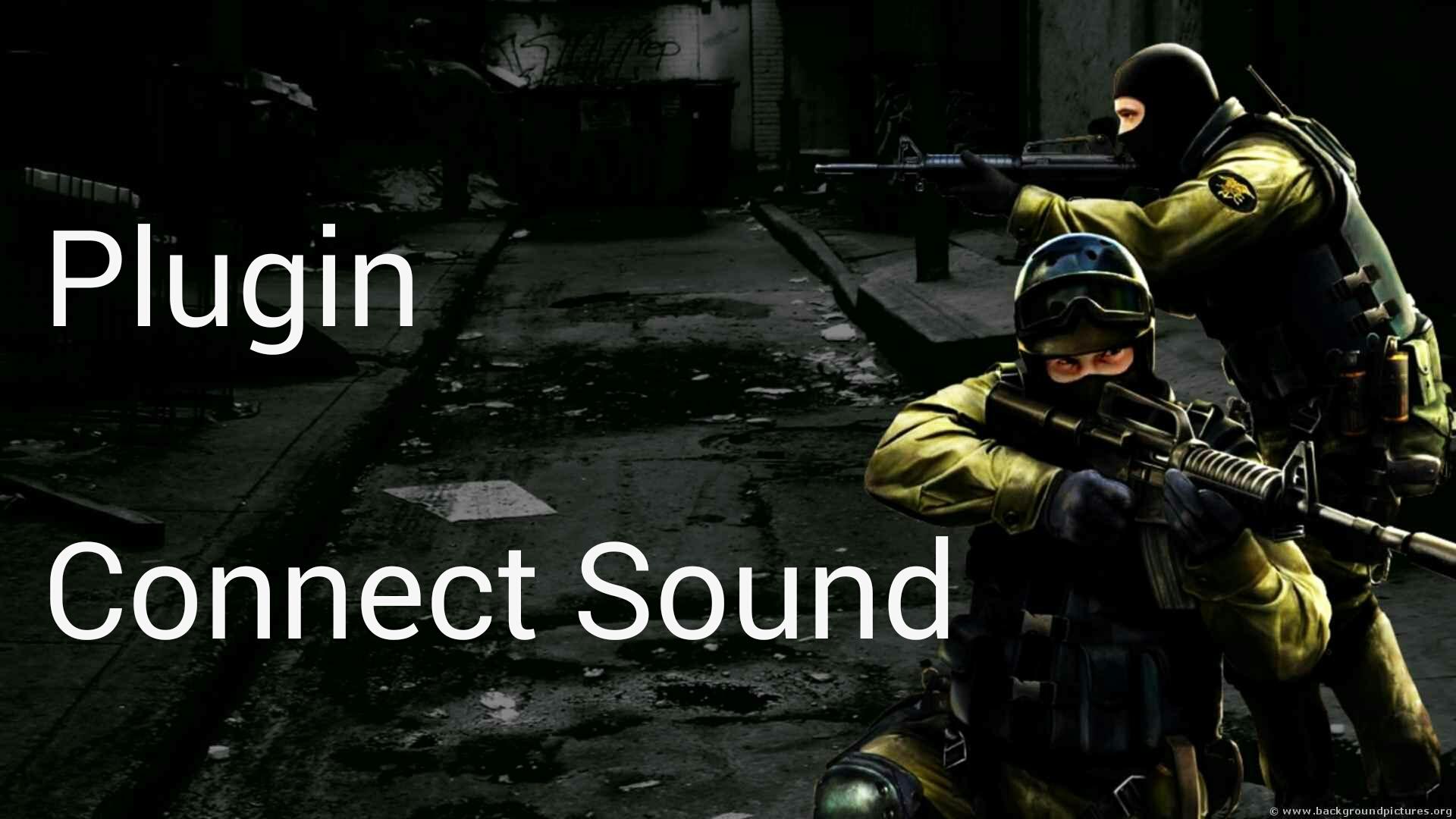 دانلود پلاگین Connect Sound برای کانتر استریک 1.6