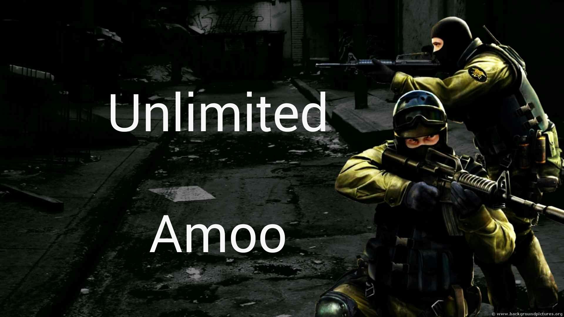 دانلود پلاگین Unlimited Ammo برای کانتر استریک 1.6