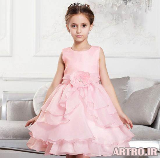 مدل لباس بیرونی دختربچه
