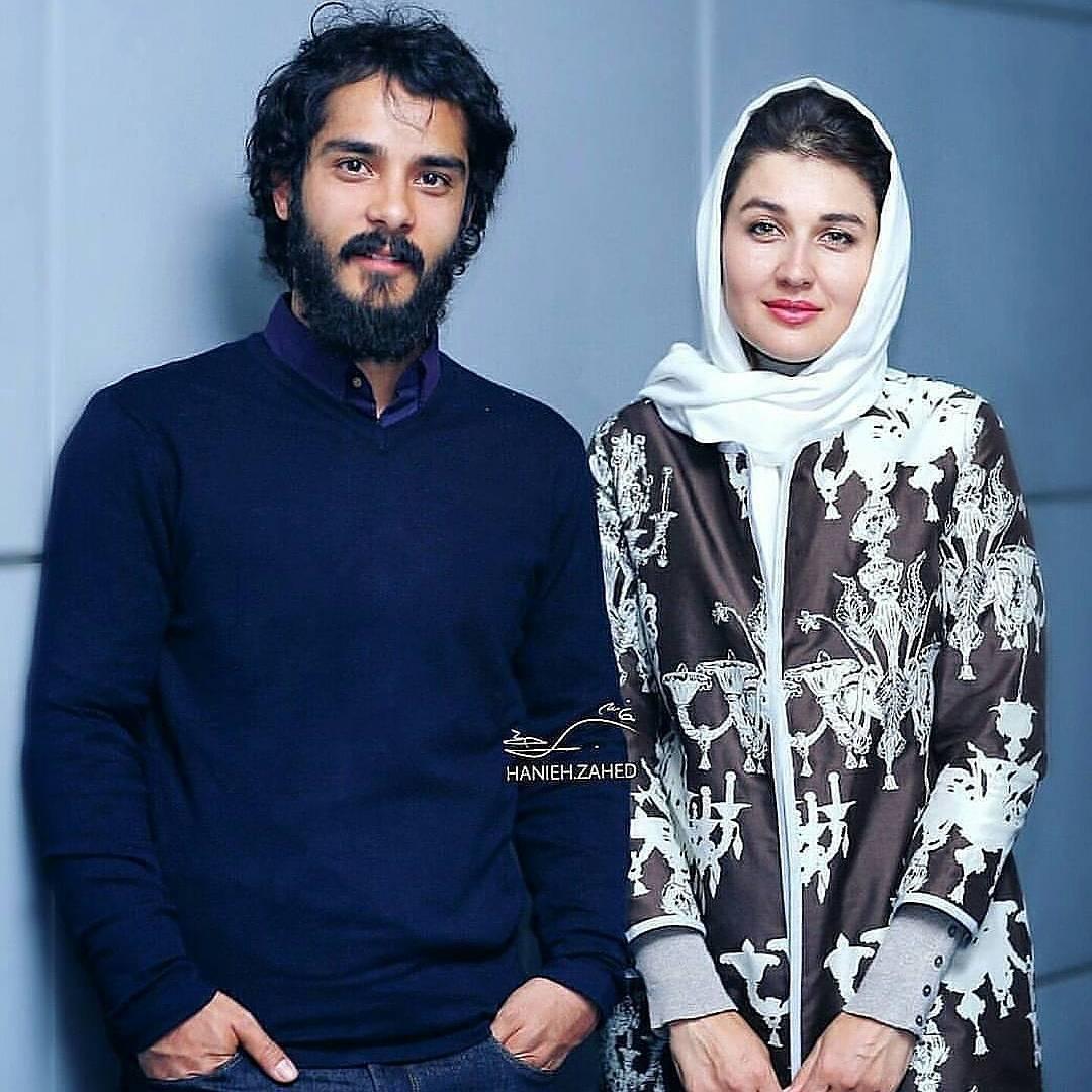 عکس های جذاب ساعد سهیلی و همسرش 97 - فتونام