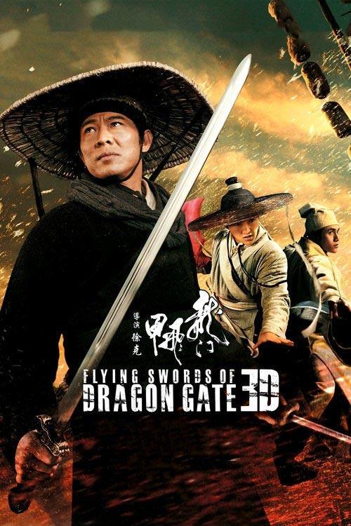 دانلود فیلم Flying Swords of Dragon Gate 2011 دوبله فارسی