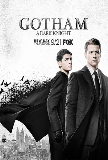 دانلود فصل چهارم سریال گاتهام Gotham S04 2017