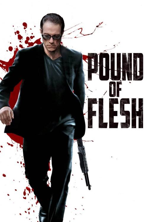 دانلود فیلم از جان گذشته Pound Of Flesh 2015 با دوبله فارسی