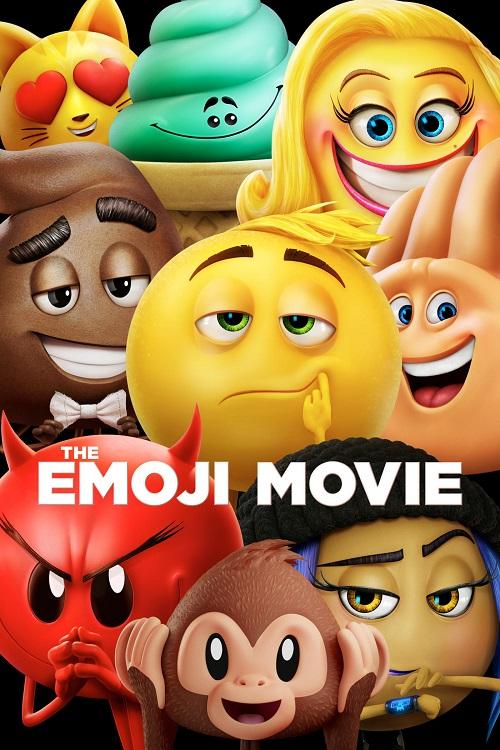 دانلود انیمیشن شکلک ها – The Emoji Movie 2017