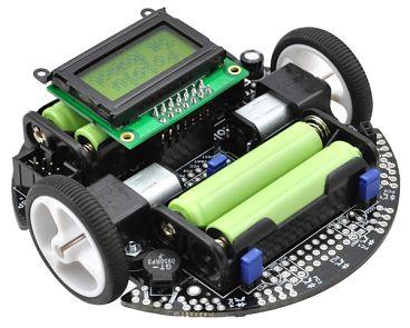 PDF آموزش مقدماتی ساخت ربات مسیر یاب