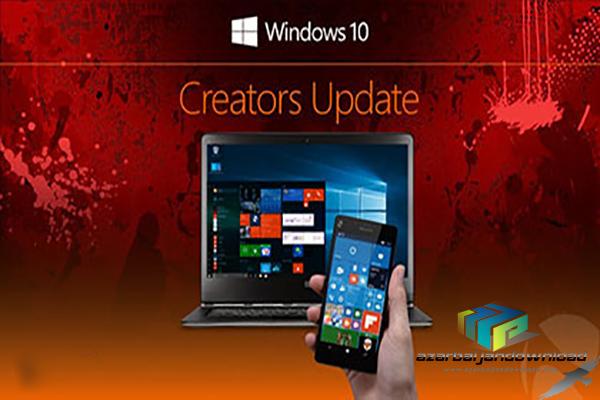 دانلود ویندوز ۱۰ کریترز آپدیت – Windows 10 Creators Update 15063.608 September 2017