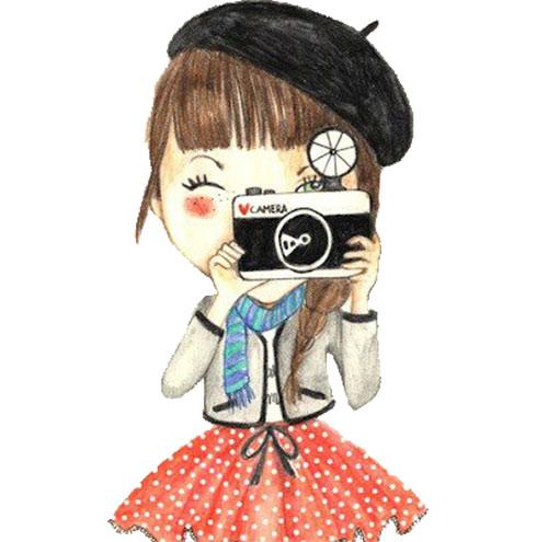 پروفایل دختر باید عکاس باشه