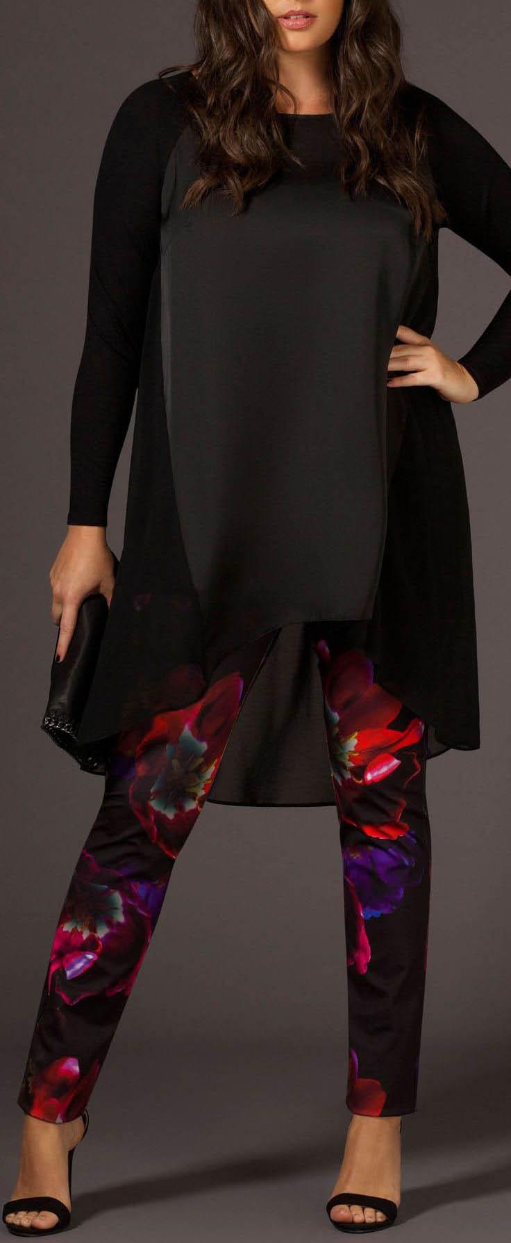 مدل تونیک زنانه سایزبزرگ