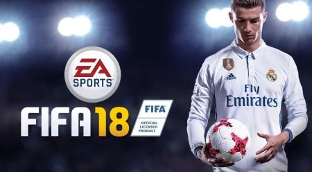 دانلود بازی FIFA 18 برای کامپیوتر کرک + اپدیت