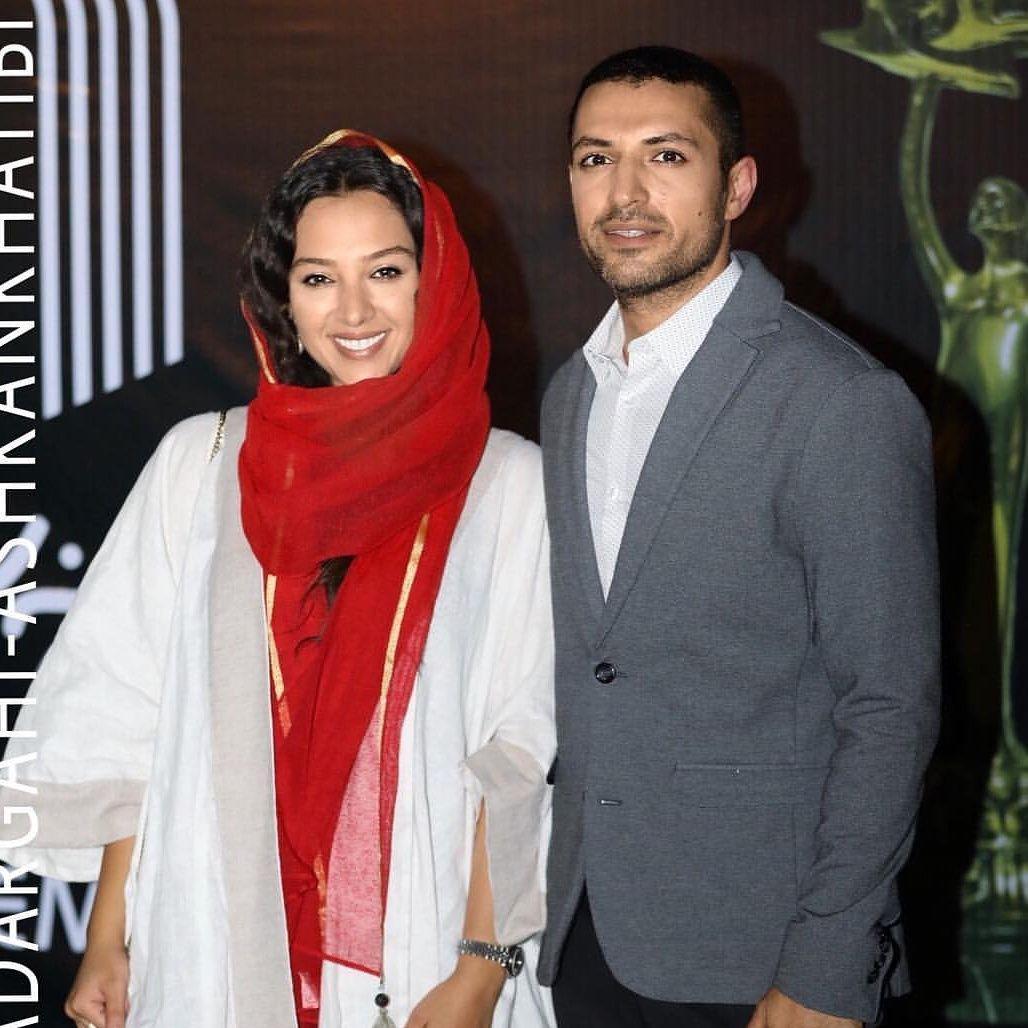 جدیدترین عکس اشکان خطیبی و همسرش اناهیتا درگاهی