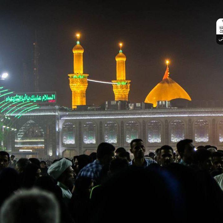 عکس های حرم امام حسین کربلا