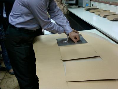 مراحل بازیافت کاغذ ششم ابتدایی
