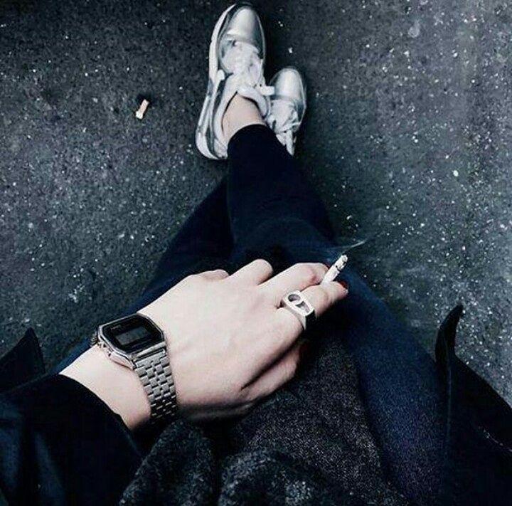دختر سیگاری عکس پروفایل