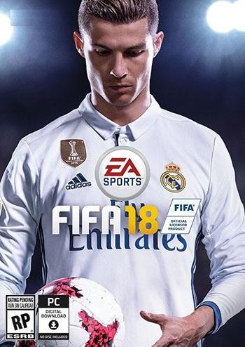 دانلود بازی فیفا ۱۸ FIFA 18 Update 2-STEAMPUNKS برای PC