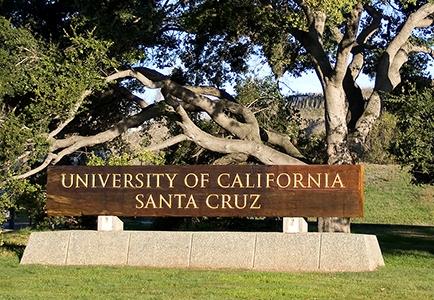 یوزر پسورد دانشگاه کالیفرنیا سانتا کروز آمریکا