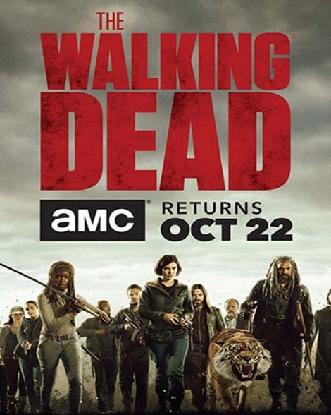 دانلود فصل هشتم سریال مردگان متحرک The Walking Dead