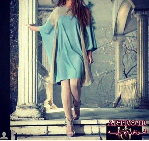 مدل مانتوهای شیک دخترانه 97
