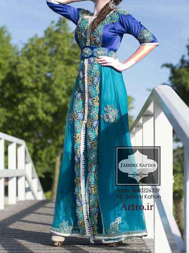 مدل لباس مراکشی 2018-97