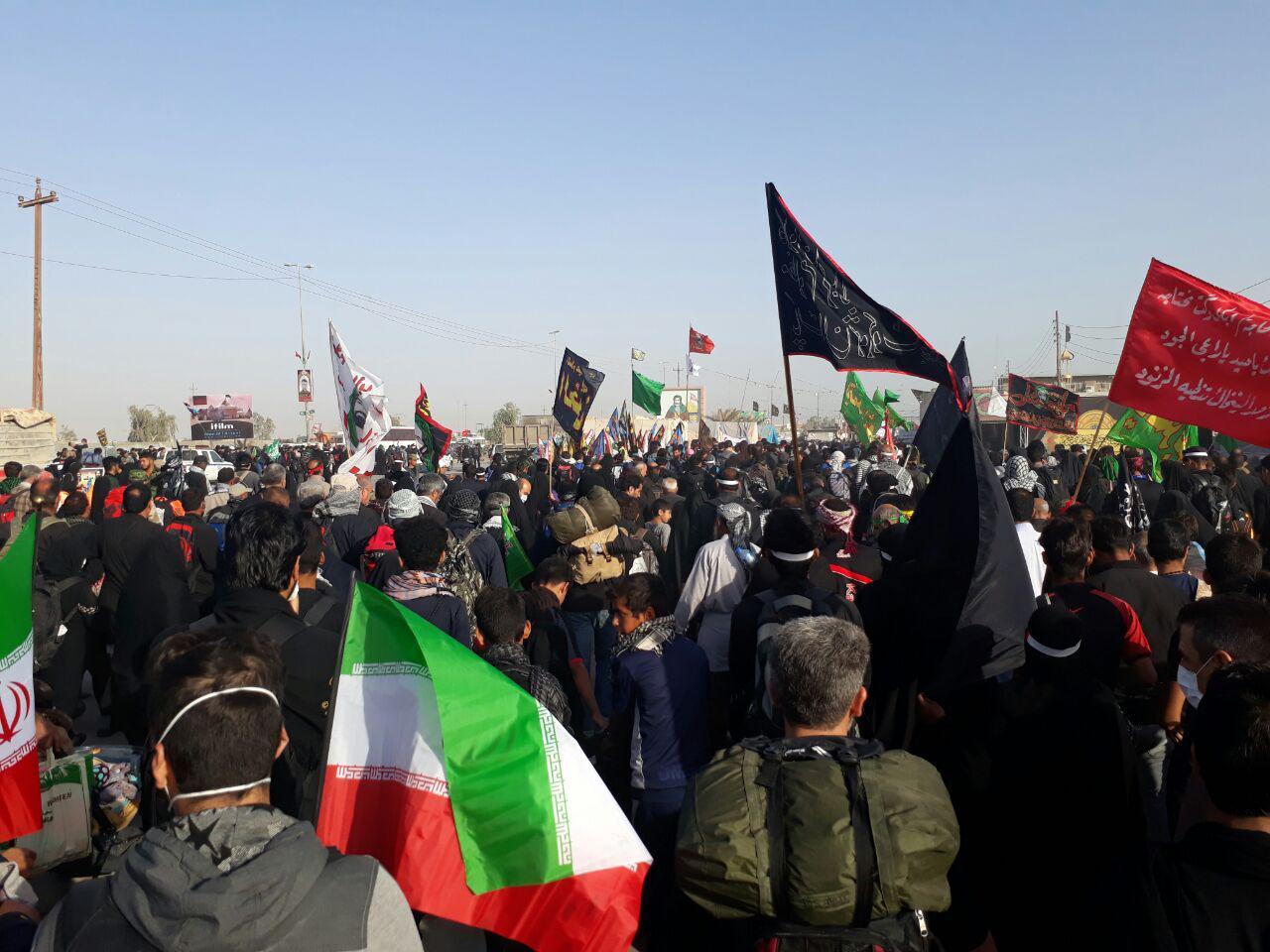 برنامه های دشمن برای تخریب آثار فرهنگی راهپیمایی اربعین