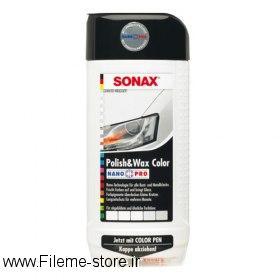 پوليش خشگير آلماني SOANX ( مخصوص خودروهاي سفيد )