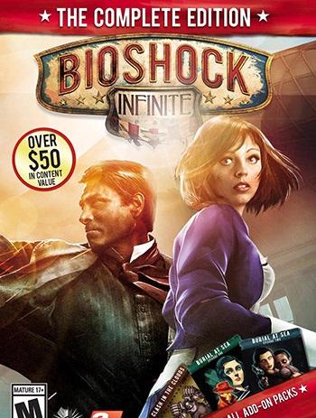 دانلود بازی BioShock Infinite The Complete Edition-FitGirl برای کامپیوتر
