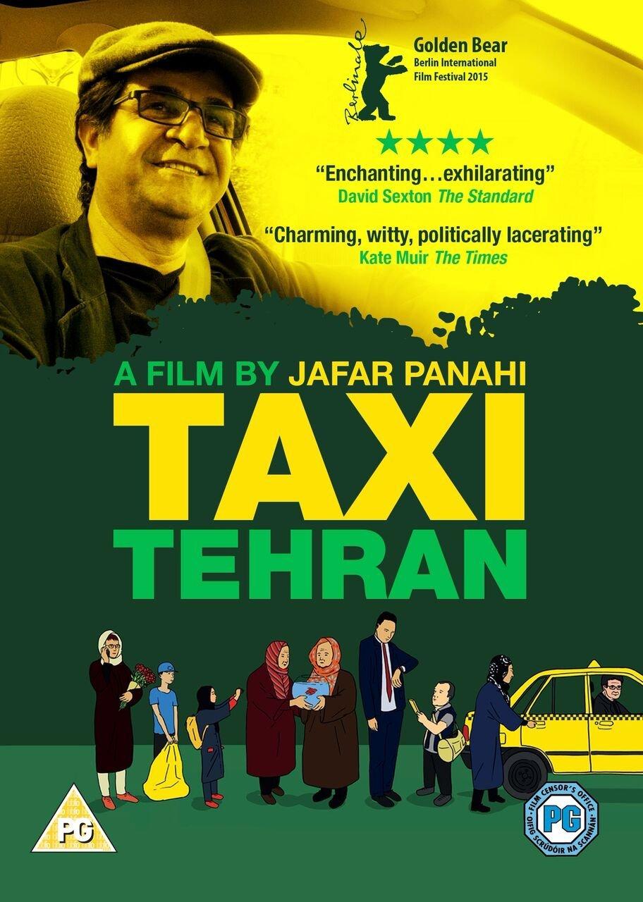 دانلود فیلم تاکسی تهران