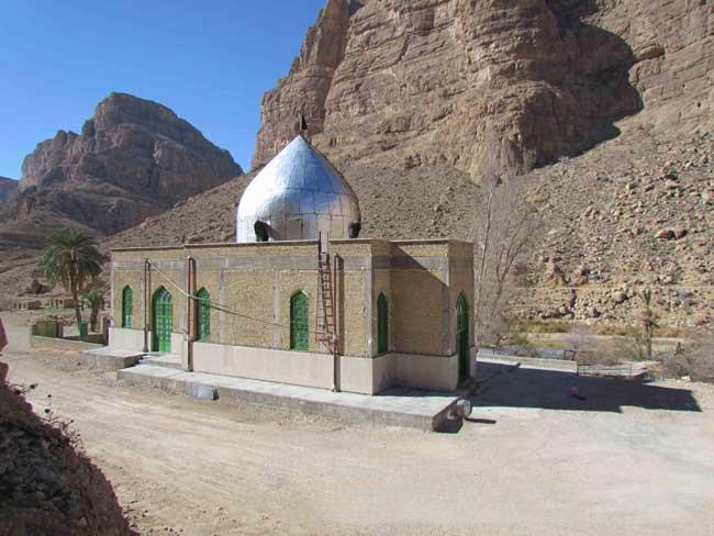 گردشگاه امامزاده شهباز