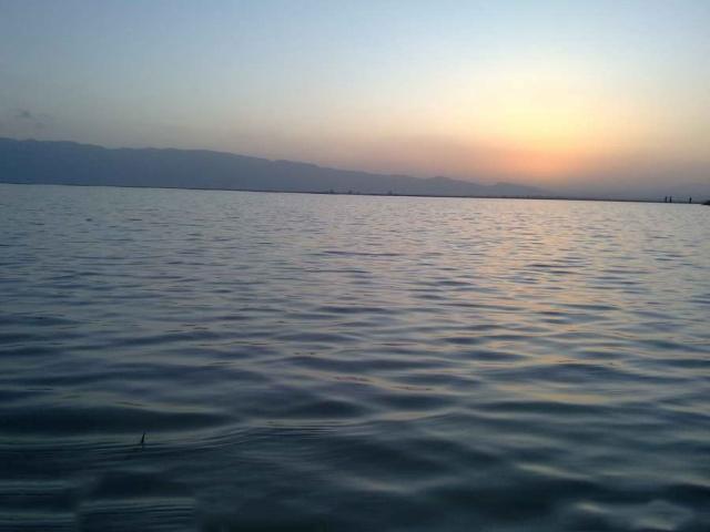 دریاچه فصلی خنج