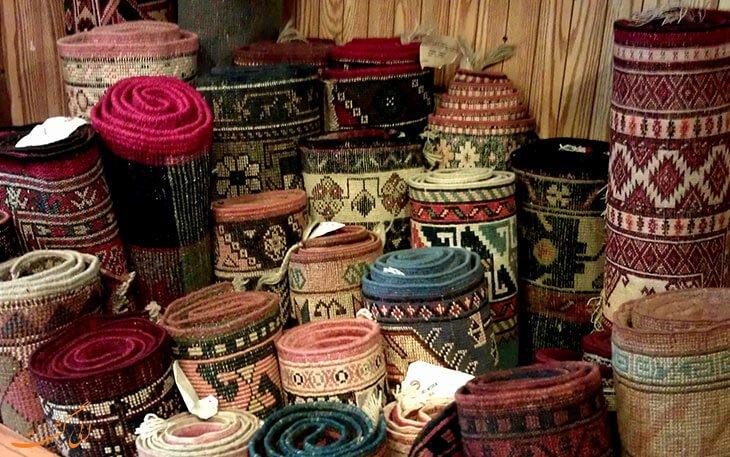 علت معروفیت فرش های ایران در دنیا + عکس