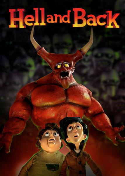 دانلود انیمشن Hell and Back 2015